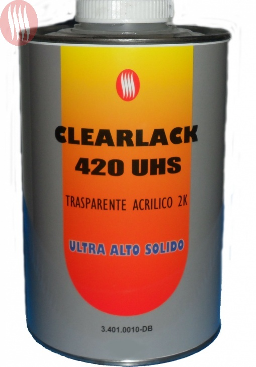 CLEARLACK 420 UHS (Litri 1)