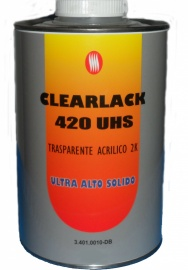 CLEARLACK 420 UHS (Lt.1)