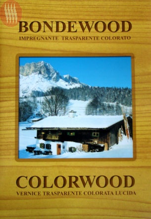 COLORWOOD (Litri 16)