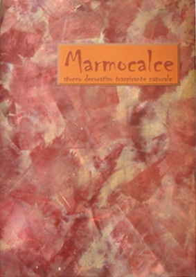 MARMOCALCE - COLORING (Lt.1)