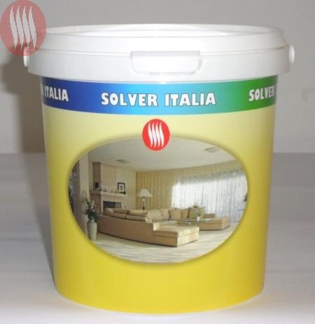 Stucco effetto metallico for Stucco veneziano argento