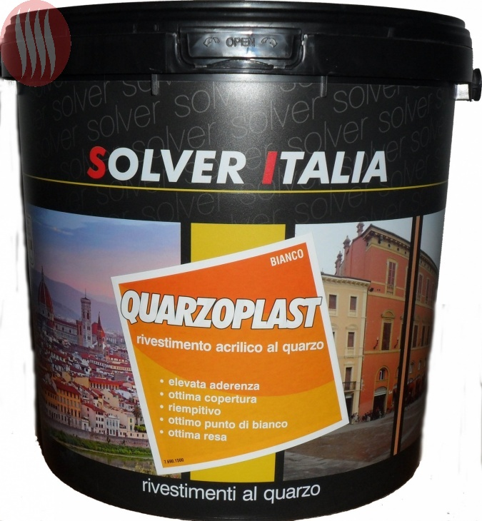 QUARZOPLAST white (Lt.4)